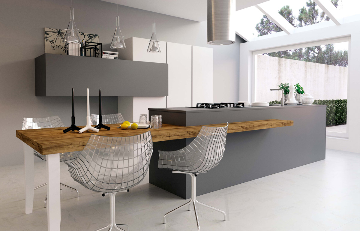 Idee ideeen veranda for Arredo cucina moderna